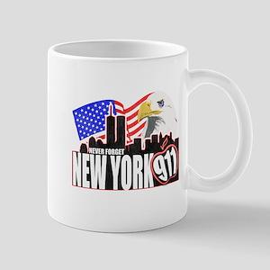 New York 911 Mug