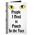 People to Punch Journal