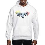 Angel/Devil Hooded Sweatshirt