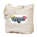 Angel/Devil Tote Bag