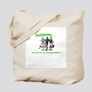 Polygamy...not just for the Mormons anymore. Tote
