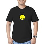Quinn Morgendorffer Men's Fitted T-Shirt (dark)
