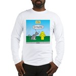 Cat Fire Hydrant Issue Long Sleeve T-Shirt