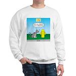 Cat Fire Hydrant Issue Sweatshirt
