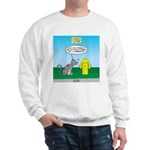 Cat Fire Hydrant Issue Sweatshirt