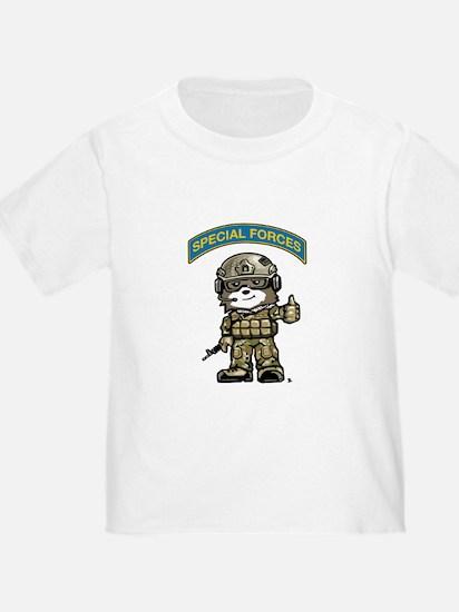 Cute Military kids T