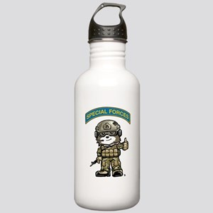 SPECIAL FORCES BEAR Multicam Stainless Water Bottl
