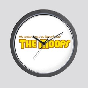 The Moops Wall Clock