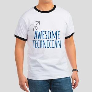 Awesome technician T-Shirt