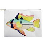 Ram Butterfly Cichlid Makeup Bag