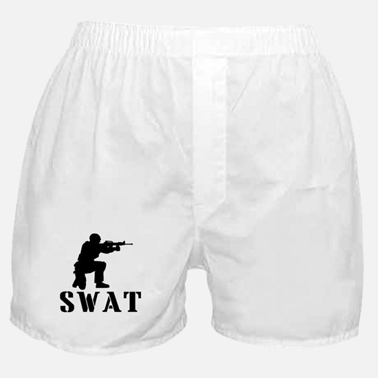 SWAT or not Boxer Shorts