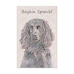 Boykin Spaniel Mini Poster Print