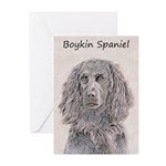 Boykin Spaniel Greeting Cards (Pk of 10)