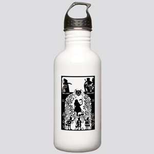 Alice in Wonderland Si Stainless Water Bottle 1.0L