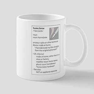 Homebrew definition Mugs