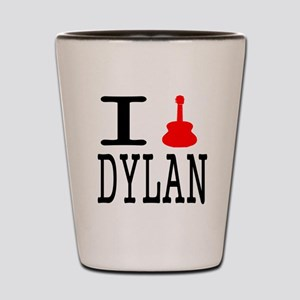 Listen To Dylan Shot Glass