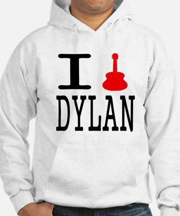 Listen To Dylan Hoodie