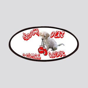 Knock Out Animal Abuse Patches