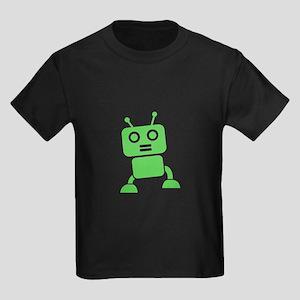 Baby Robot Kids Dark T-Shirt
