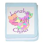 Lanzhou China baby blanket
