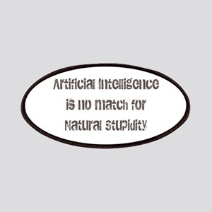 Artificial Intelligence Patches