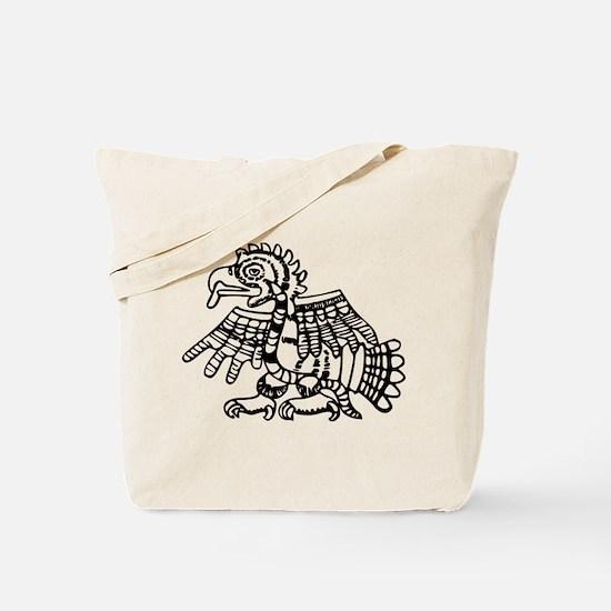 Maya Harpy Eagle Tote Bag