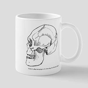 Stone Age Skull Mug