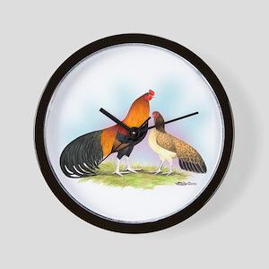 Cubalaya Games Wall Clock