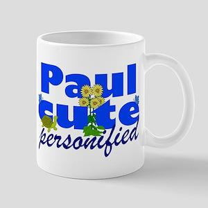Cute Paul Mug