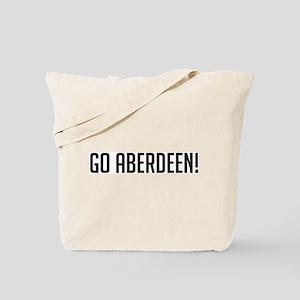 Go Aberdeen! Tote Bag