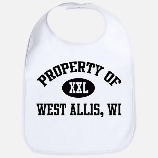 Property of West Allis Bib