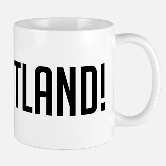 Go Portland! Mug