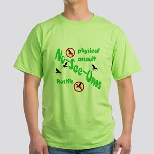 No-See-Ums Green T-Shirt