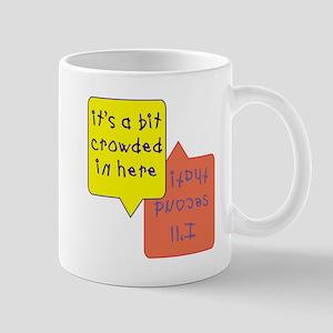 Twins - I'll second that Mug