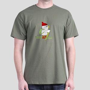 Skier Dark T-Shirt