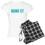 bring it! Women's Light Pajamas