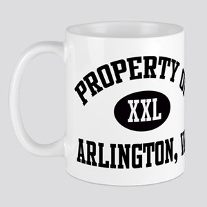 Property of Arlington Mug