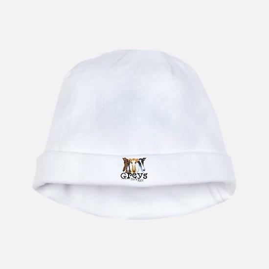 Greys Fan Funny baby hat