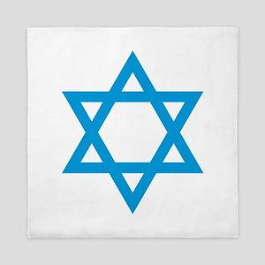 Israel - Star of David Queen Duvet