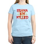 osama bin killed Women's Light T-Shirt