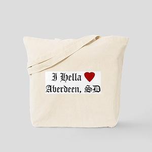 Hella Love Aberdeen Tote Bag