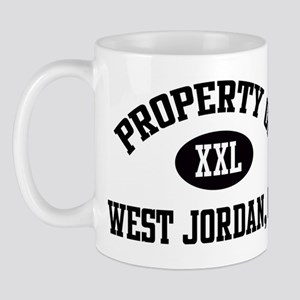 Property of West Jordan Mug