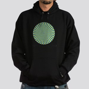 your starting to feel horny Hoodie (dark)