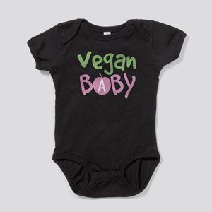 Vegan Baby Girl Body Suit