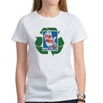 stop waste recycle Women's T-Shirt