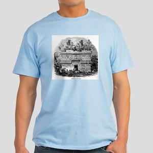 Chichen Itza Temple Light T-Shirt