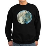 polar bears Sweatshirt (dark)