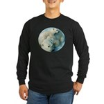 polar bears Long Sleeve Dark T-Shirt