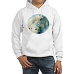 polar bears Hooded Sweatshirt