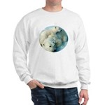 polar bears Sweatshirt